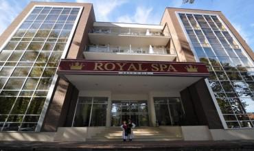 HOTEL ROYAL SPA 4* BANJA KOVILJAČA